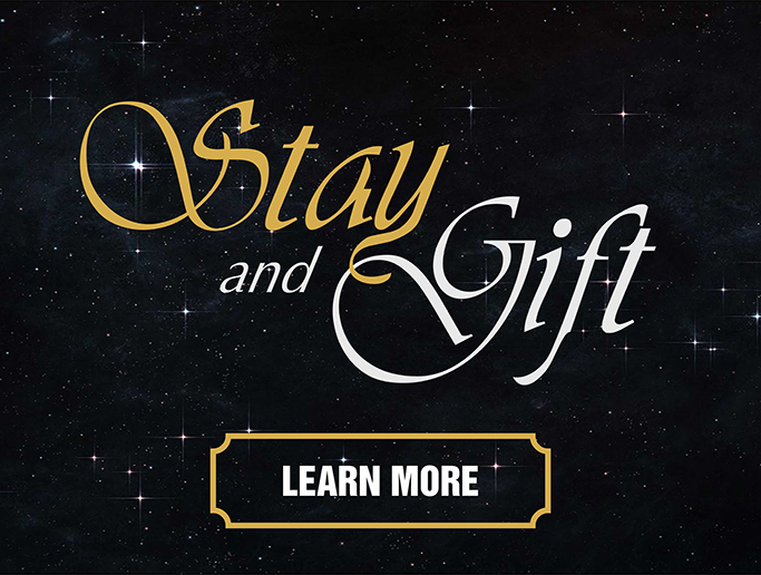 Stay and Gift